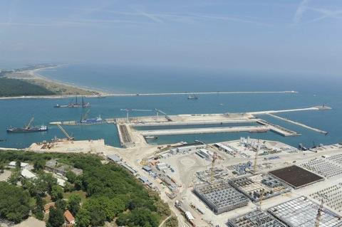 597_Il MOSE_Bocca di porto di Malamocco_Venezia